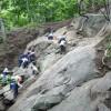 福山城下の石材採掘遺跡―神明石切り場跡【コラムリレー第22回】