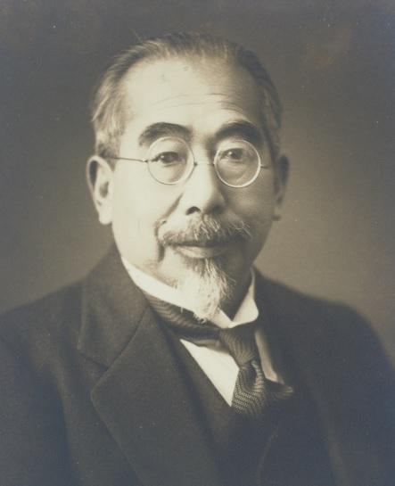 宮部金吾 博士 (1860 - 1951) (北海道大学北方生物圏 フィールド科学センター植物園 蔵)