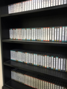 『ふるさとの語り部』録音カセットテープ