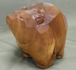 柴崎熊風な加藤の熊
